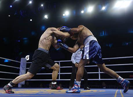 World Boxing Championship Brings World Class Fight Night to Chongqing