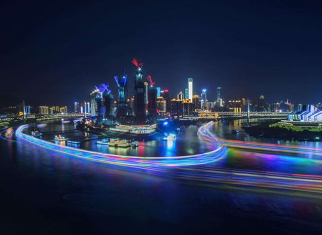 Tourism Routes for Chongqing's Nightlife