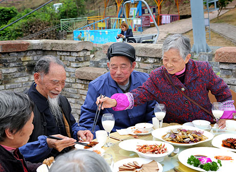 Past and Present of the Chongyang Festival
