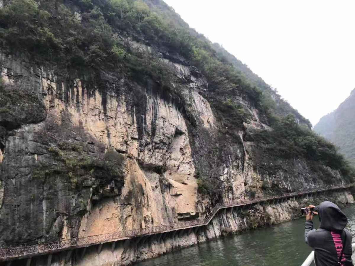 Tour around the small gorges