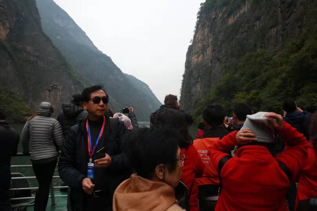 Tour around the small gorges.