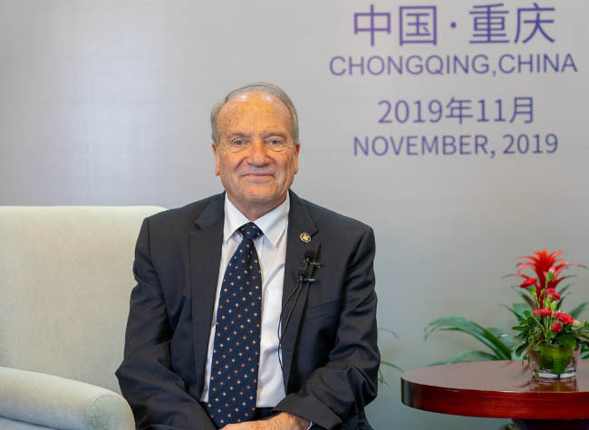 Vice-President of FEMTEC: We Want to Help Chongqing to Improve the Quality of Its Hot Spring Industry