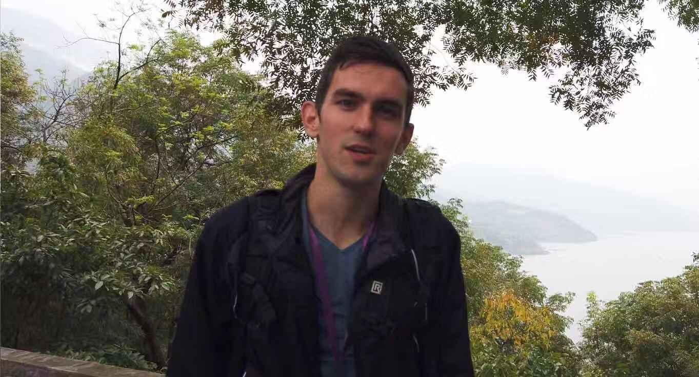 Jon Miksis, a popular tourism blogger from Boston,