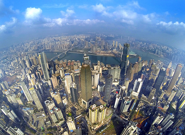Over 10,000 Newly Registered Enterprises in China (Chongqing) Pilot Free Trade Zone in the First 3Q