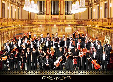 Wiener Fruhlingsstimmen Symphoniker New Year Concert in Chongqing