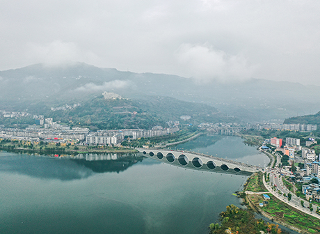 Kaizhou District's Culture and History