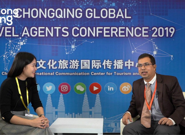 The Global Travel Agents Conference Has Seen Great Enthusiasm among International Travel Agents