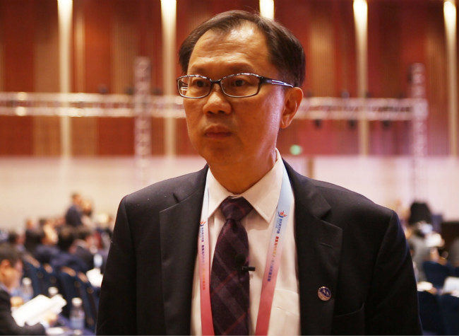 Senior Deputy President of National University of Singapore: CQTC Is A Very Powerful Talent Attraction