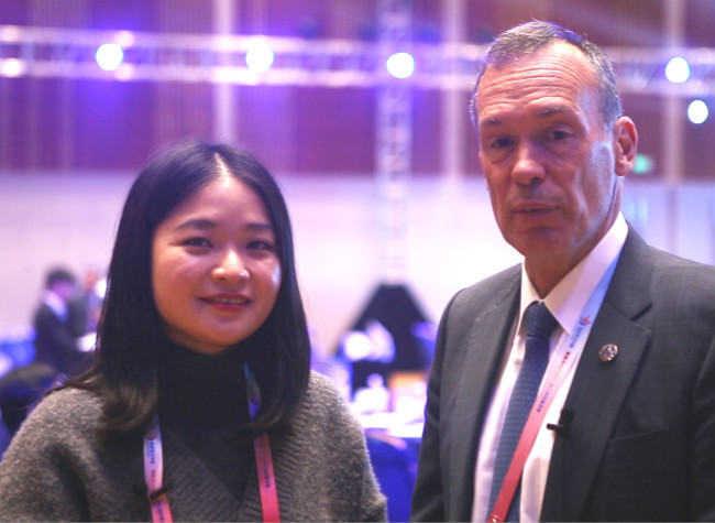 Vice President of the University of Technology Sydney: Universities in Chongqing Need to Build Their Own Distinctive Identity