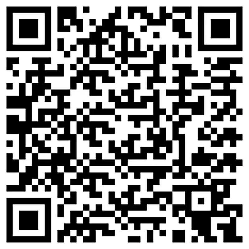 Scan the QR code to follow the