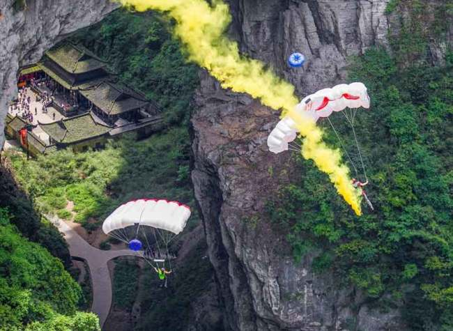 'Extremely Beautiful and Incredibly Close': Chongqing Launches Inclusive Tour Season