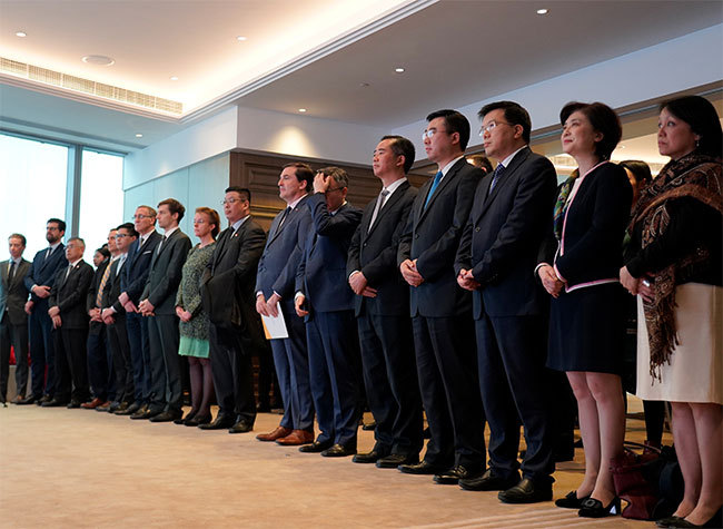 Official Opening: Consulate General of Uruguay in Chongqing