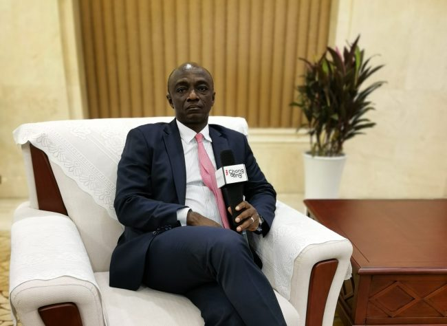 Interview with Ghana Ambassador: Chongqing is A Good Model of Development