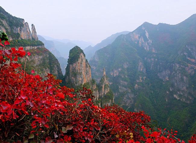 Three Gorges Goddess Peak Got an Insurance of RMB100 Million to Keep its Beauty