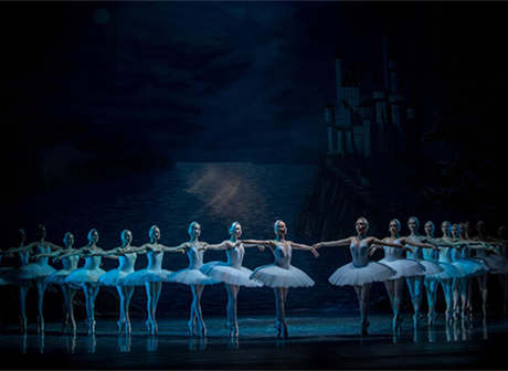 Swan Lake (All-star Version) by the Mariinsky Star from Russia