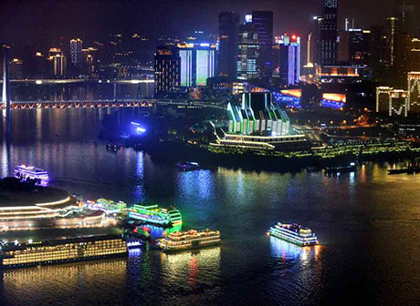 Four Itineraries in Chongqing for Foreigners Enjoying 144-Hour Visa-Free Transit Policy