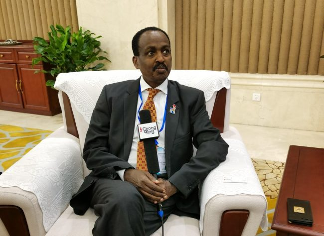 Interview with Ethiopian Ambassador: Chongqing Has Been Ethiopia's Friend for Years