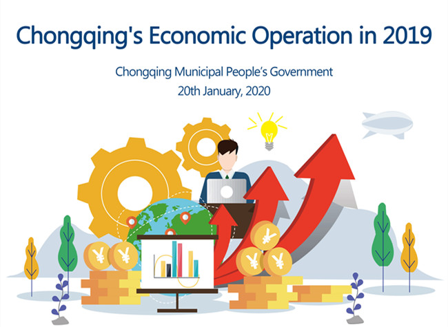 How Did Chongqing Operate the City's Economy in 2019?