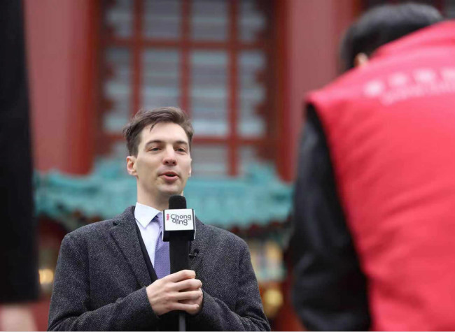 Consul of Economic Affairs of Hungary: More Cooperation in Tourism with Chongqing in 2020