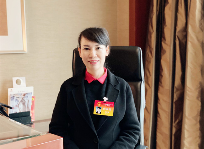 The Deputy to NPC Chongqing – the Bridge between the People and the Government