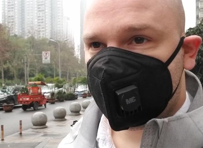 Vlog: Going Shopping During an Epidemic - Coronavirus in Chongqing