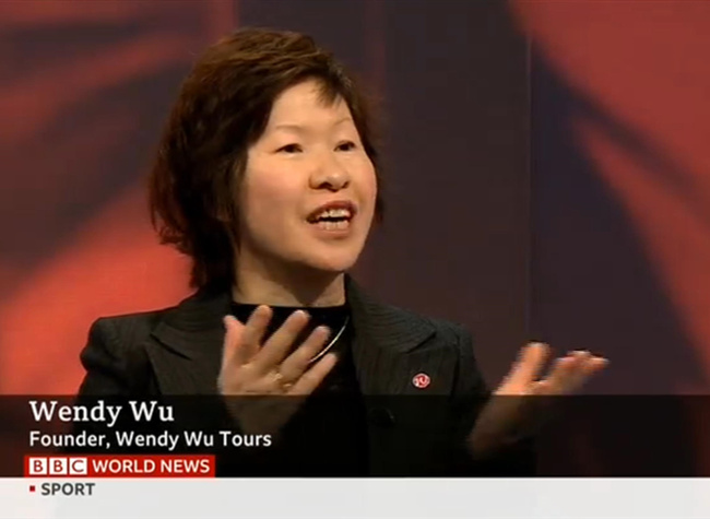 Wendy Wu: COVID-19 is an Opportunity That China's Tourism Industry Will Shuffle
