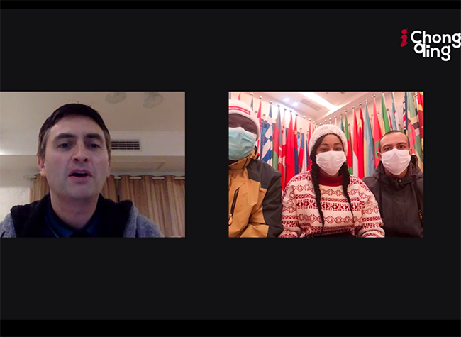 Living with COVID④ - Overseas students share how they are faring during the outbreak