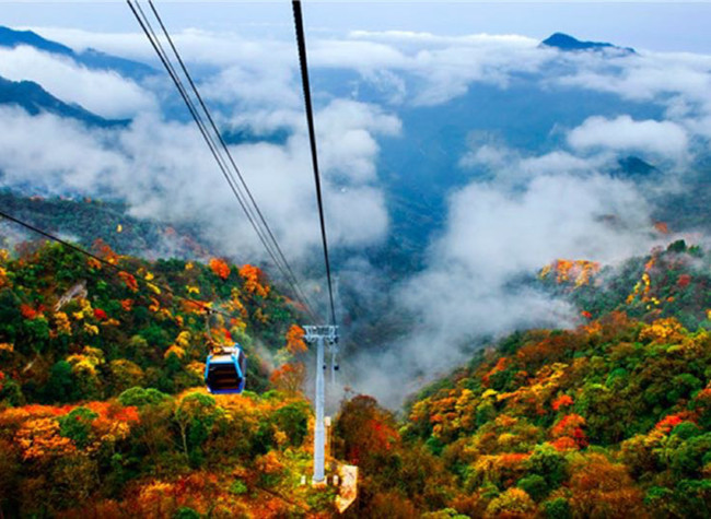 Shanwangping Karst National Ecological Park