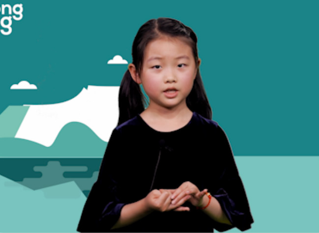 What do the Chinese Children Say about Wildlife Conservation?