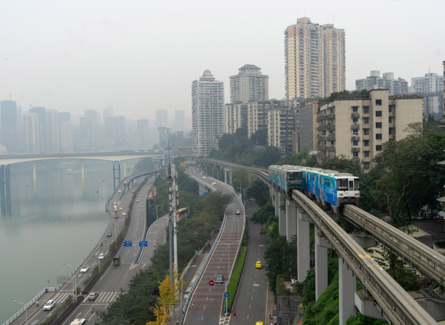 Chongqing Travel Guide: How to Get around in Chongqing