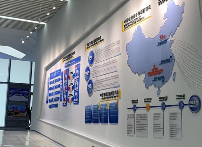 China-Singapore Data Channel Available to Sichuan Enterprises