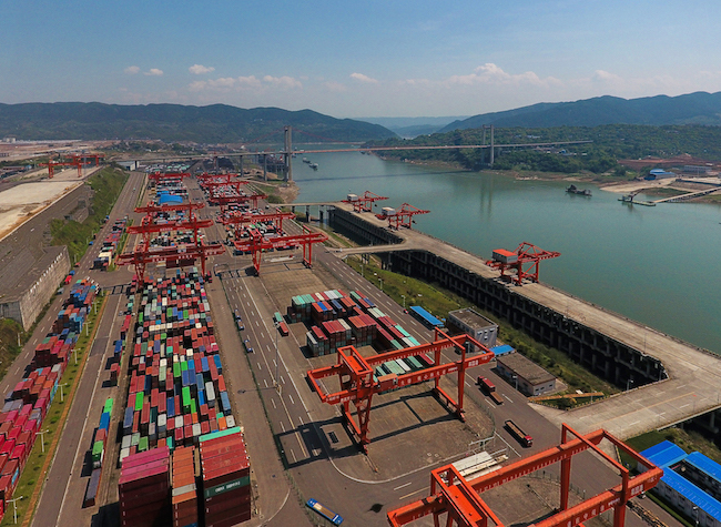 SW China's Chongqing Endeavors to Stabilize Foreign Trade and Investment, Further Drive Open Economy