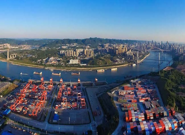 Chongqing Introduces Policies for Epidemic Control and Foreign Trade and Investment Stabilization