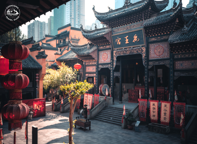 300 Years of Migrant History - Huguang Guild Hall | Chongqing Travel Guide