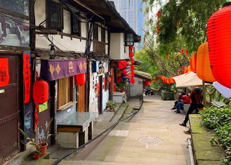 Admire the Yuzhong Peninsula along the Mountain City Pathway: Jame's Vlog