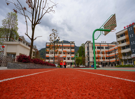 Zhongyi Primary School Embodies the Story of Rural Development in Education - James' Vlog