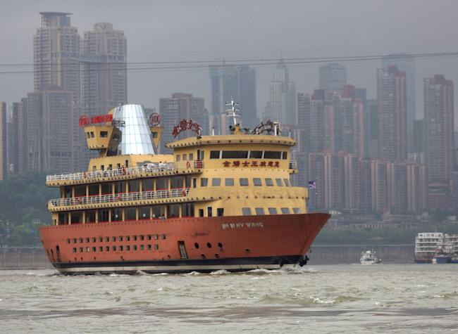 Focuses of Transport Service Integration in Chengdu-Chongqing Economic Circle