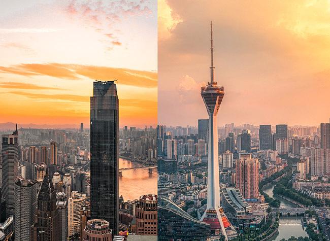 Chengdu-Chongqing Economic Circle: A China's New Growth Pole