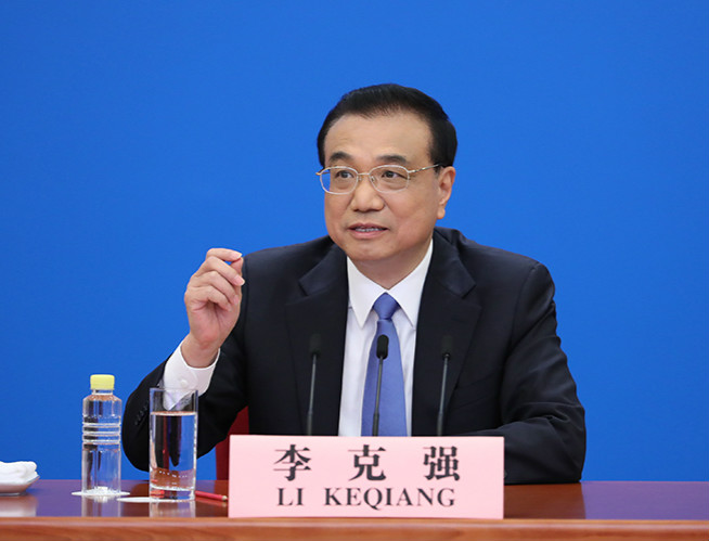 Highlights: Chinese premier confident of achieving development goals