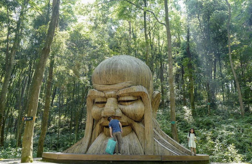 Baili Bamboo Sea Scenic Area