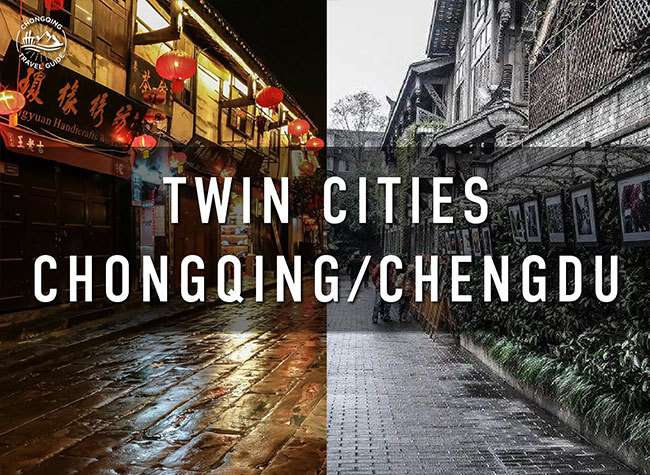 5 Reasons Why Chongqing & Chengdu Go Great Together