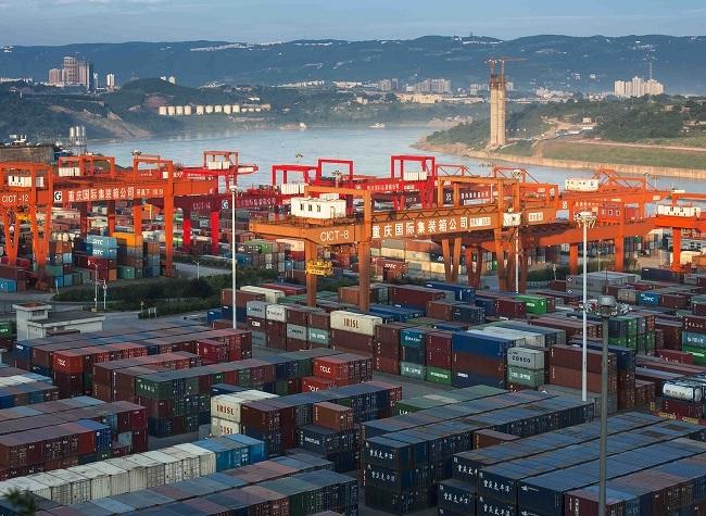 Chongqing Guoyuan Port: Multimodal Transport