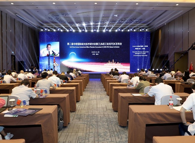 2nd China-Europe International Silicon Photonics Course and Symposium Held
