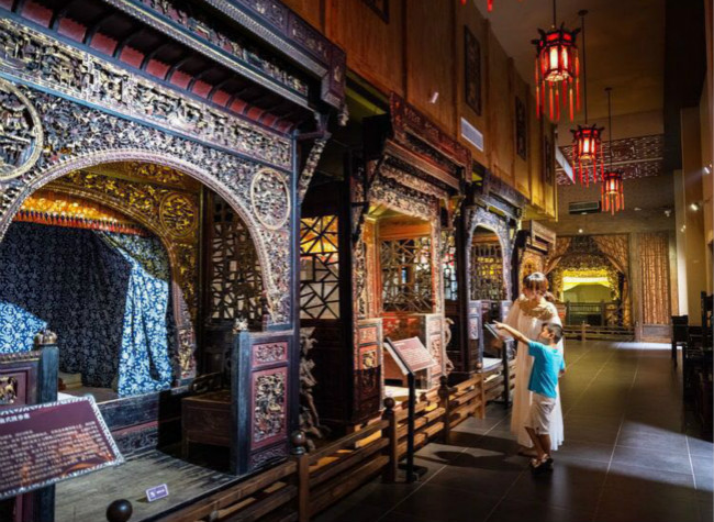 Get A Glimpse into the Bayu Culture in the Bayu Ancient Bed Museum
