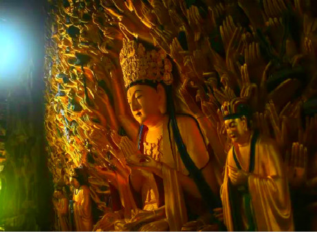 Chongqing Showcase - The Lands of Plenty and Timeless Rock Carvings Await You in Dazu County!