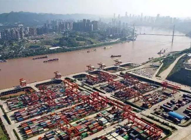 Chongqing and Sichuan to Jointly Construct Demonstration Zone of Pilot Free Trade Zone