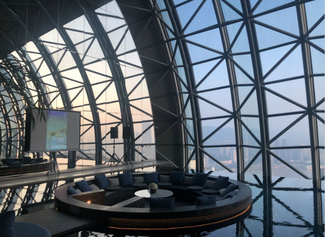 'Moshe Safdie: Another Dimension of Architecture' Premiered at Raffles City
