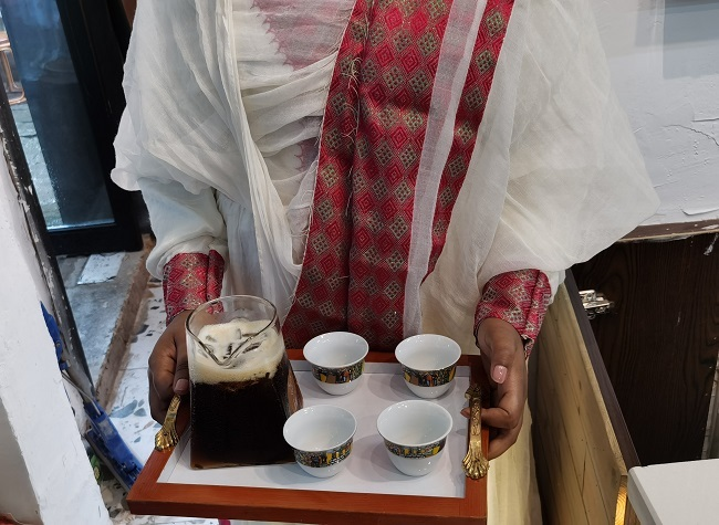Coffee Fans: Win a Free Coffee at Chongqing Ethiopian Coffee Week