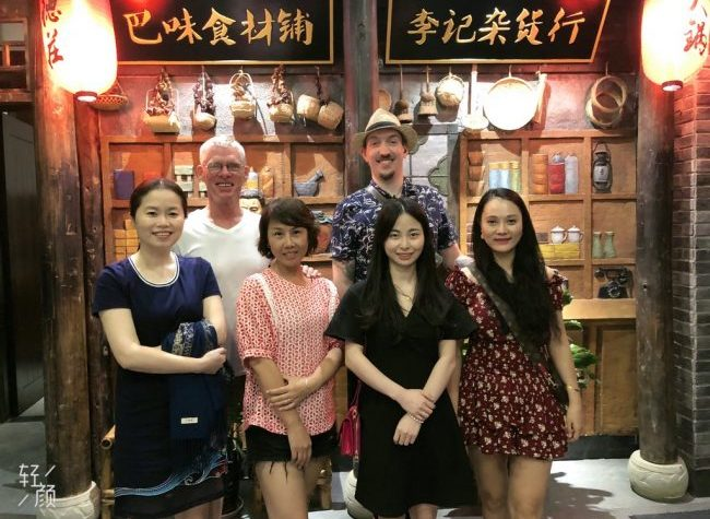The Lighthouse Diaries: CHONGQING, CHINA, July 22 - The Pandemic Chugs On and the Steep Fall of Large Men