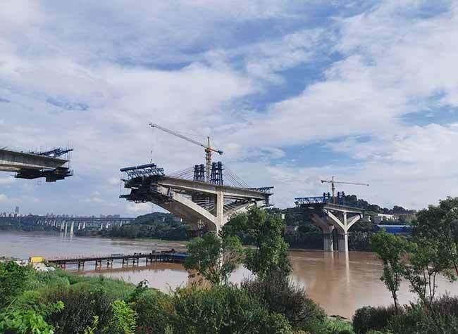 Chongqing Accelerates Transportation Construction
